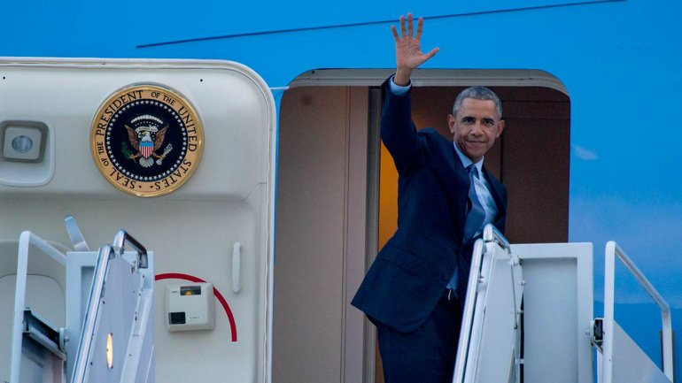 Barack Obama viajará a Cuba y Argentina a finales del mes de marzo.