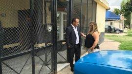 La abogada de Schillaci presenció el allanamiento en casa de uno de los familiares del prófugo