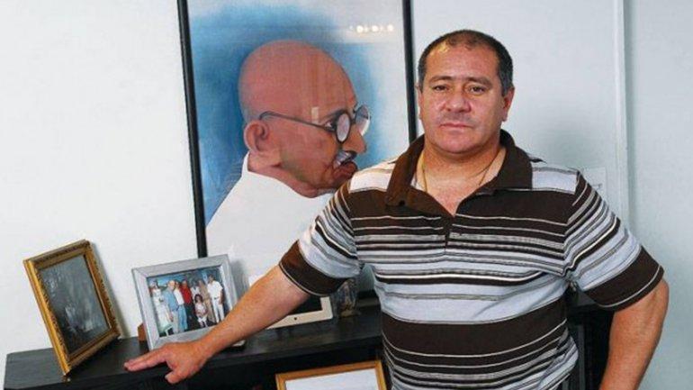 Marcelo Mallo, ex líder de Hinchadas Unidas Argentinas