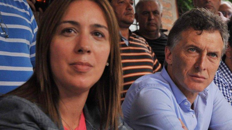 María Eugenia Vidal hace punta y sale a buscar fondos para la Provincia