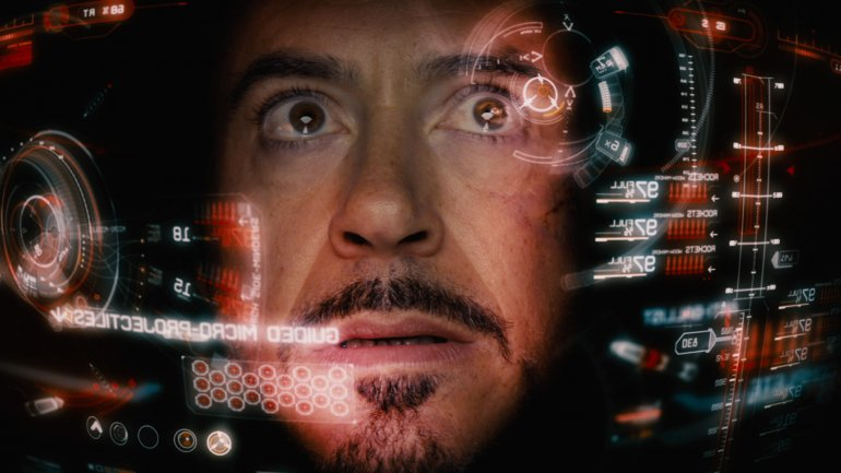 Jarvis, el asistente virtual de Iron Man.