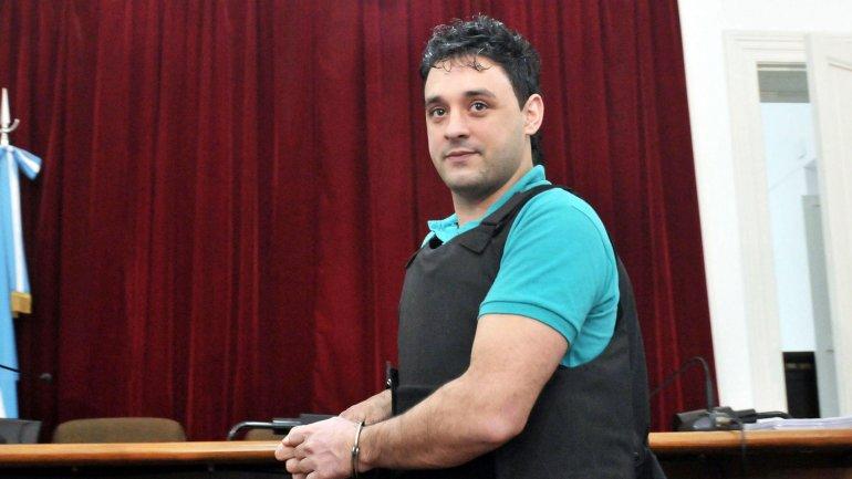 Víctor Schillaci, uno de los evadidos de General Alvear