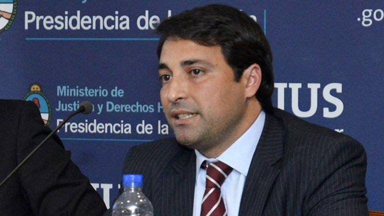 Emiliano Blanco, titular del Servicio Penitenciario Federal, quien reforzó los controles ante un inesperado pedido de Segovia, el rey de la efedrina.