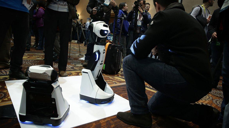 El Tipron, un robot proyector que estará en el mercado en la primavera de 2016
