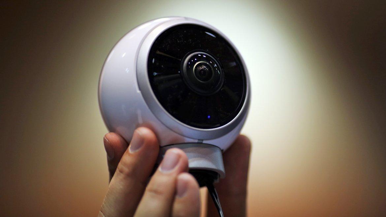 The Allie, una cámara con visión de 360 grados gracias a lentes ubicados a ambos lados