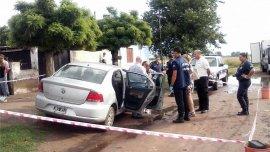 Una mujer mató a su marido e hirió a la amante en un santuario del Gauchito Gil