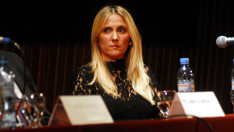 La periodista y abogada María Bourdin fue designada a cargo de la Secretaría de Comunicación y Gobierno Abierto de la Corte Suprema de Justicia.