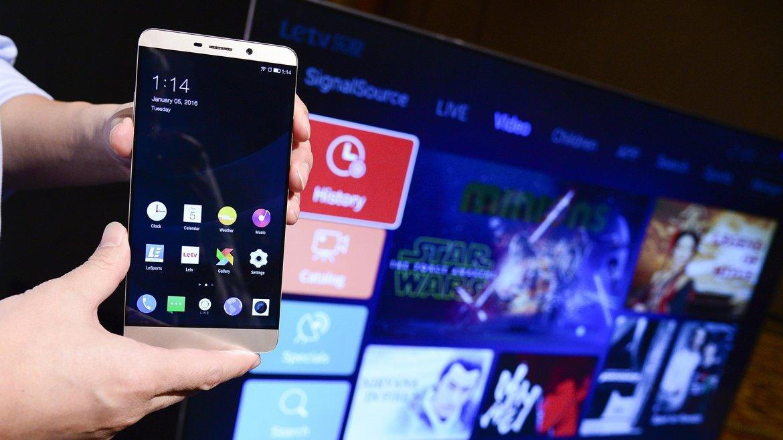 Se presentó el Le Max Pro de LeTV, el primer teléfono presentado con el SoC Snapdragon 820