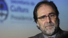 Jorge Coscia,ex secretario de Cultura de la Nación del kirchnerismo