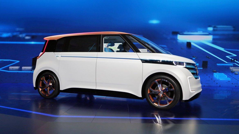 Volkswagen BUDD-e, una nueva Combi, eléctrica e inteligente que recorrerá las calles ante del fin de la década
