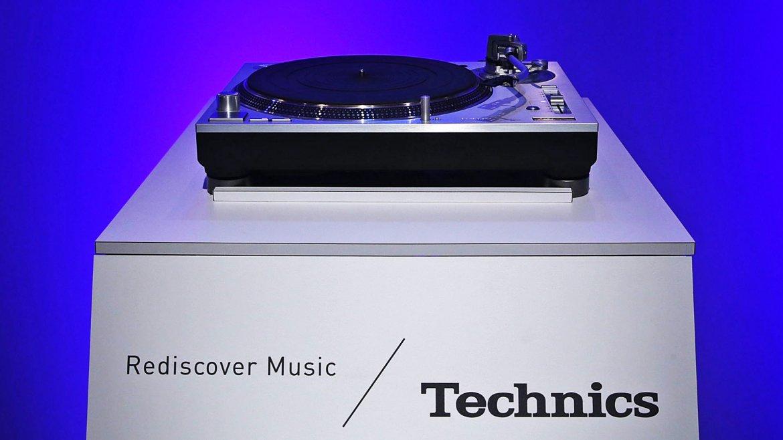 Panasonic Technics Grand Class SL-1200G, porque el tocadiscos aún goza de buena salud