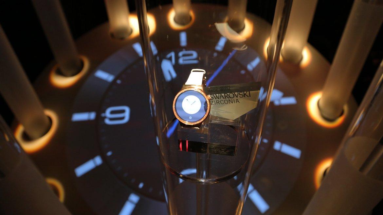 Huawei se alió con Swarovski para desarrollar exclusivos relojes inteligentes