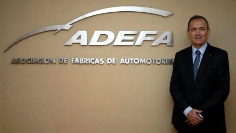 La industria automotriz alienta trabajar con la cadena de valor para conquistar mercados de exportación, dijo el presidente de Adefa, Enrique Alemañy