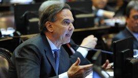 Miguel Ángel Pichetto, a favor de la discusión del pago a los holdouts