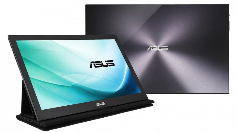MB169C+, el monitor USB-C de Asus