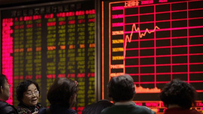 La caída de la Bolsa de Shangai hizo perder riqueza a grandes inversores