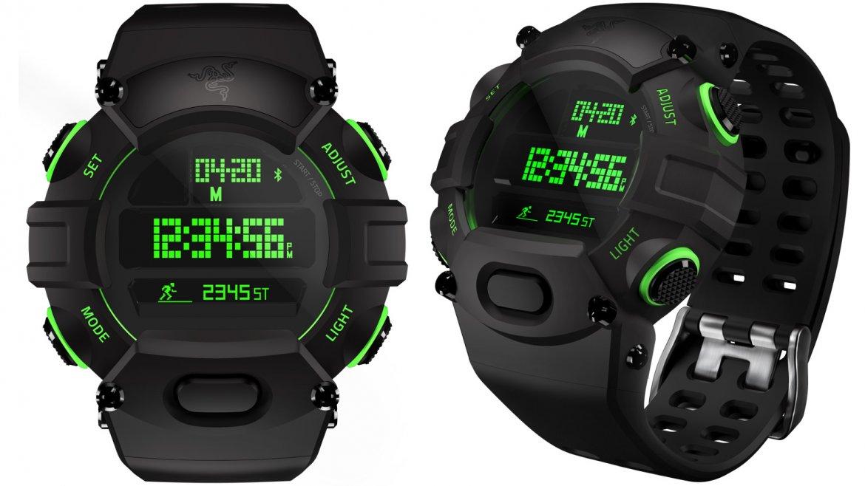 Razer Nabu Watch, el reloj inteligente de dos pantallas creado por la fabricante líder de accesorios para gamers