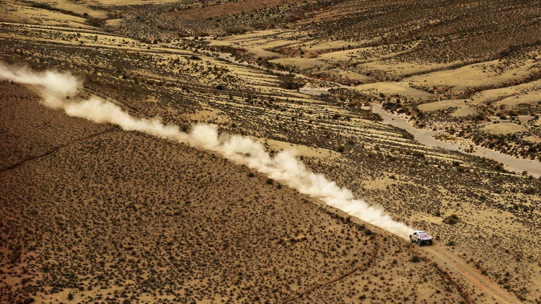 Quinta etapa del Rally Dakar entre San Salvador de Jujuy y Uyuni