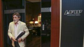 El titular de la AFIP, Alberto Abad