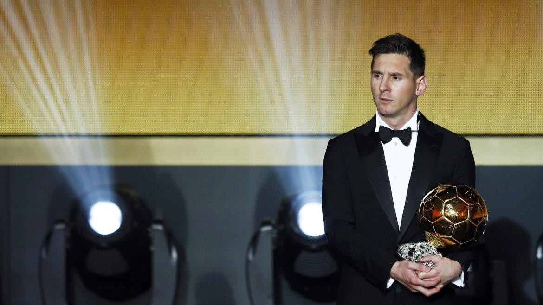 Agradezco al fútbol en general por todo lo que me hizo vivir, lo bueno y lo malo, porque eso me hizo crecer y aprender todo en la vida, sostuvo Messi