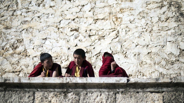 El budismo es una de las cinco religiones oficialmente reconocidas en China, pero sigue estando bajo la estricta vigilancia de autoridades de Pekín