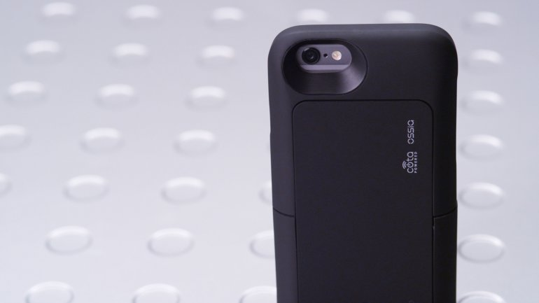La funda para iPhone de Ossia