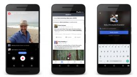 Facebook Mentions llegó a Android