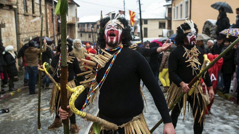Los participantes de este carnaval son conocidos como Vasilicari