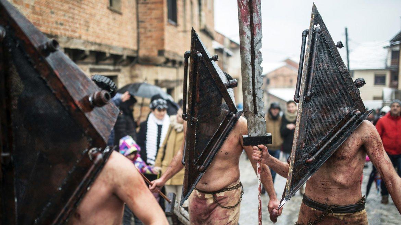 El carnaval se lleva a cabo entre el 13 y el 14 de enero cada año