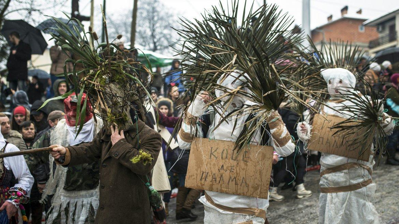 Es uno de los festejos más antiguos de Macedonia