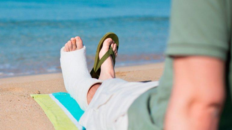 La edad y los antecedentes médicos deben ser tenidos en cuenta antes de un viaje
