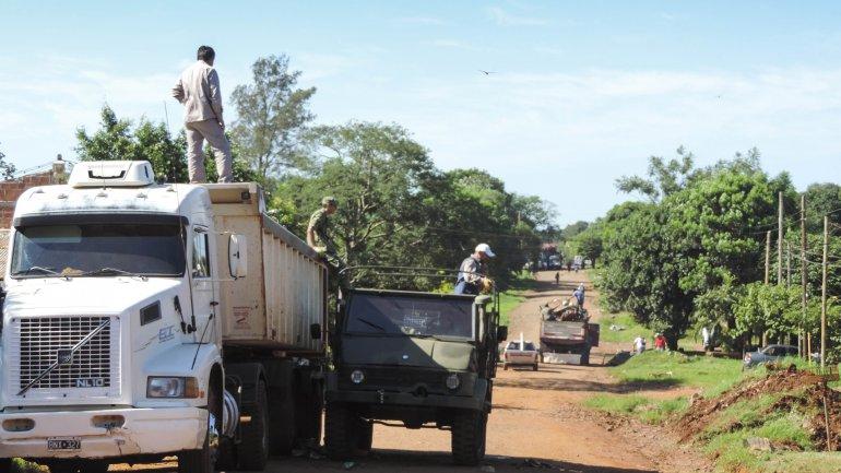 Un pueblo casi entero tiene dengue en Misiones