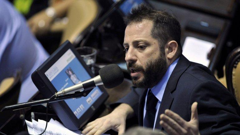José Ottavis dejará la presidencia del bloque del FpV en la Cámara de Diputados bonaerense.