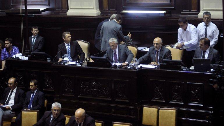 Con el FpV dividido, el proyecto de Presupuesto fue aprobado en la Cámara de Diputados.