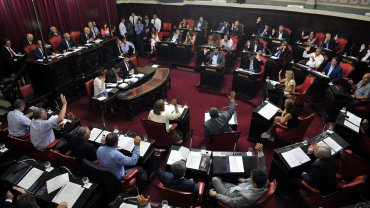 El Senado debe avalar losnombramientos deHoracio Rosatti y Carlos Rosenkrantz para la Corte Suprema
