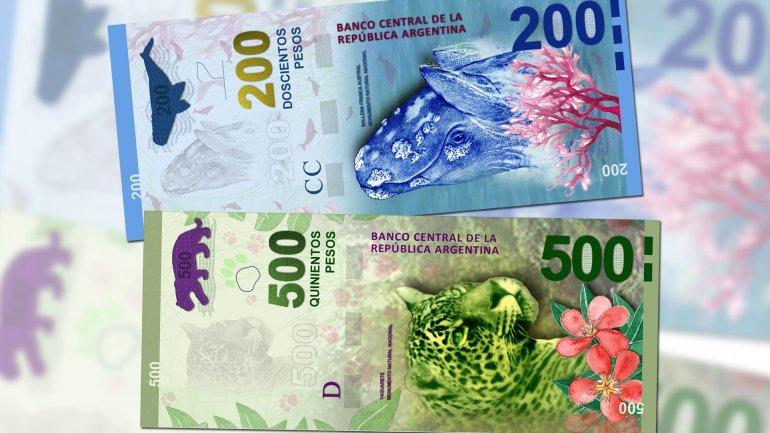 El billete de  $1.000 será el de mayor denominación en la Argentina a partir de 2017.