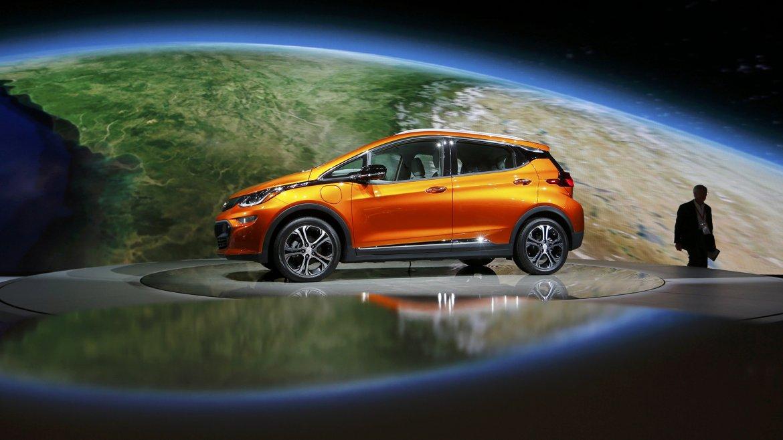 Chevrolet Bolt EV eléctrico