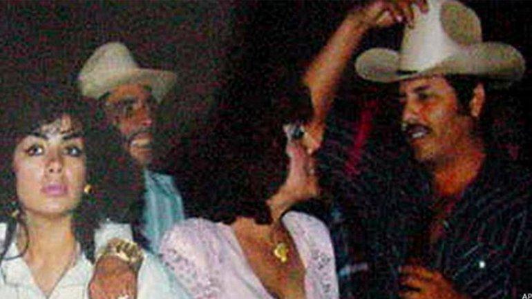 El Mayo (der.) es uno de los socios de El Chapo Guzmán