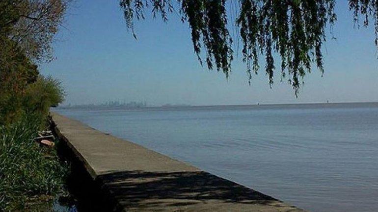 La costa de Quilmes, cerrada por presencia de animales peligrosos.