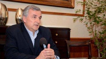 La UCR denunció mensajes intimidatorios contra el gobernador Gerardo Morales