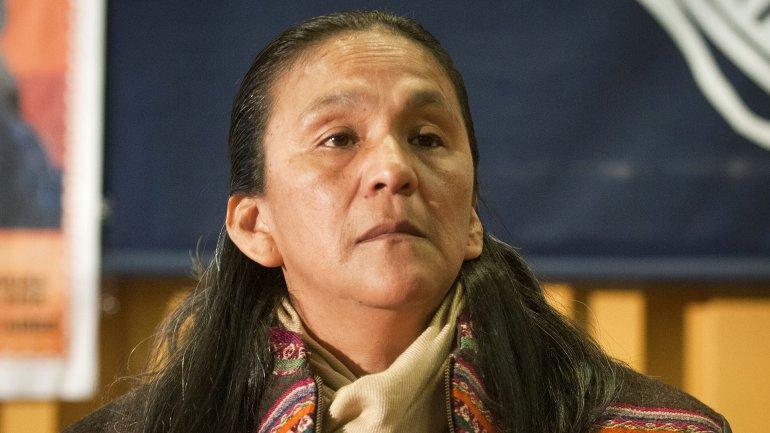 Milagro Sala cumple dos semanas detenida en Jujuy