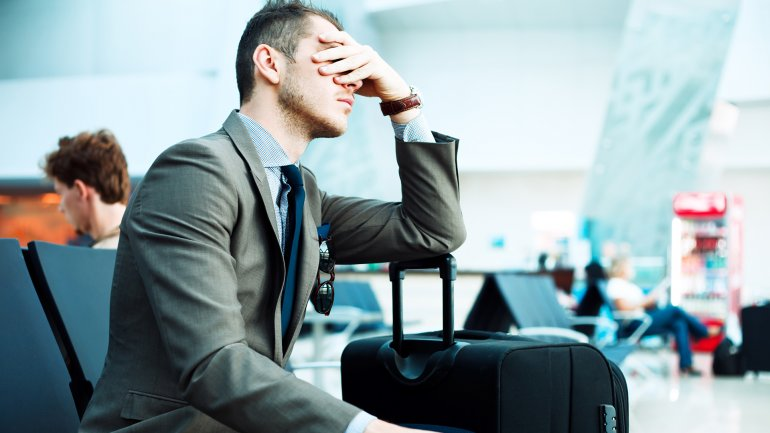La diferencia de presión en el vuelo puede aumentar el dolor en este tipo de lesiones