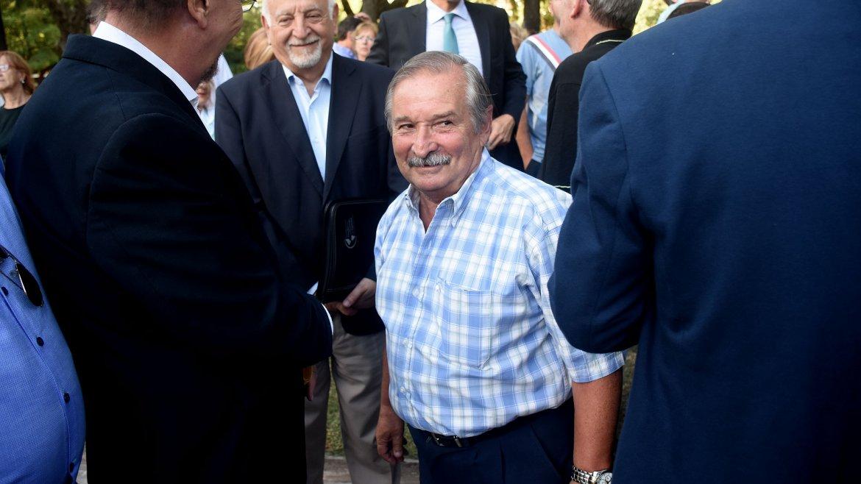 El ex presidente de la Delegación de Asociaciones Israelitas Argentinas (DAIA), Julio Schlosser