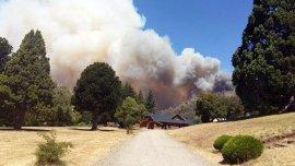 Nuevo Incendio en el Parque Nacional Los Alerces.