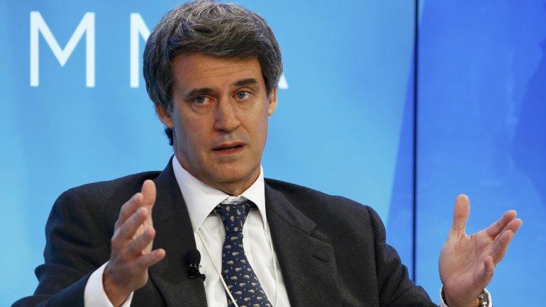 El mediador Daniel Pollack elogió los esfuerzos del gobierno y nombró al ministro de Finanzas, Alfonso Prat-Gay.