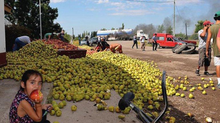 Los productores aseguran que el problema es por la falta de consumo