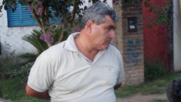 Luis Peñalba fue detenido en las últimas horas