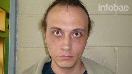 Yuri Kepych, preso en Ezeiza por asesinar a un compatriota.