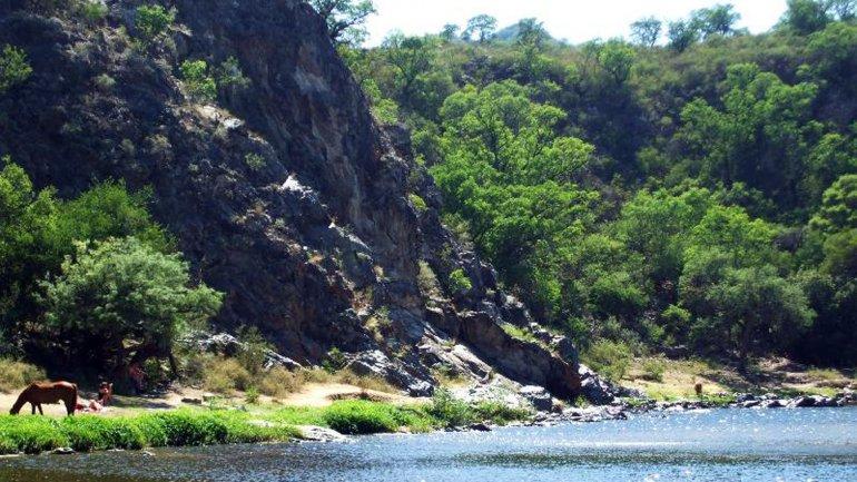 El cuerpo fue hallado en una zona muy concurrida por los turistas.