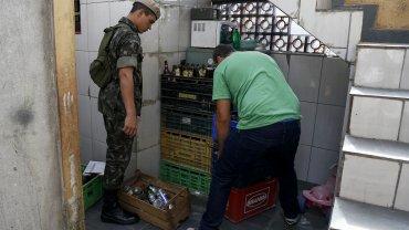 Así trabaja el batallón antizika en Brasil